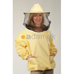 Bluza pszczelarska z kapeluszem