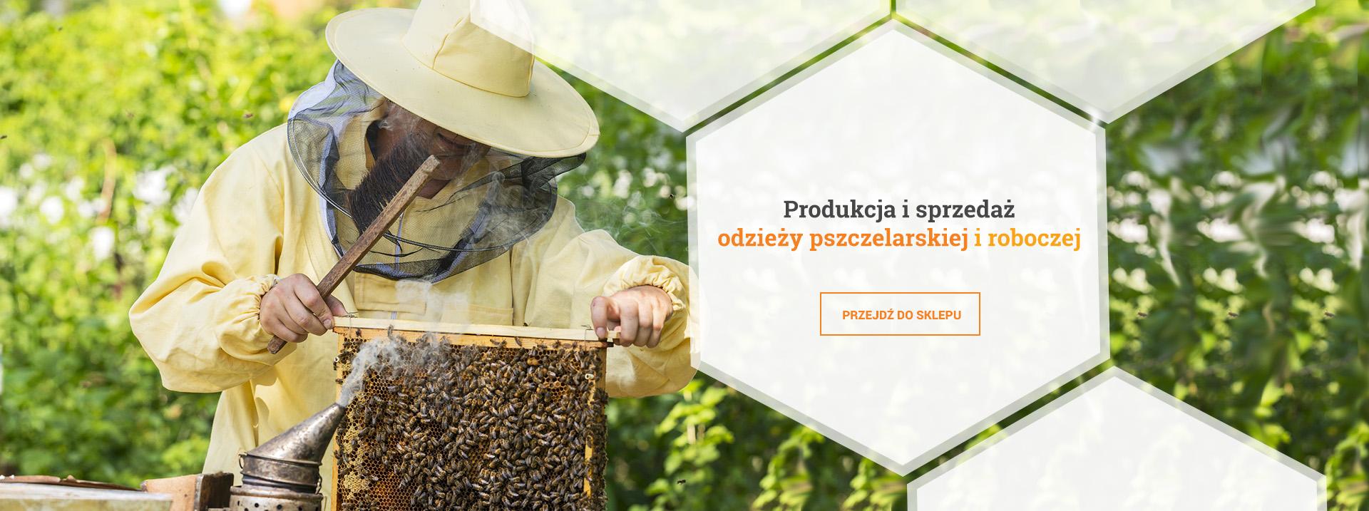 Produkcja i Sprzedaż Odzieży Pszczelarskiej